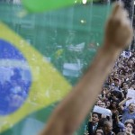 "Il Brasile in rivolta (""Left"", giugno 2013)"
